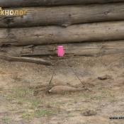 """Уничтожение неразорвавшейся минометной мины при помощи изделия """"Разрушитель Р-40"""""""