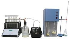 Комплекс для определения содержания азота по методу Кьельдаля