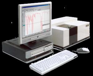 Ик-фурье спектрометр