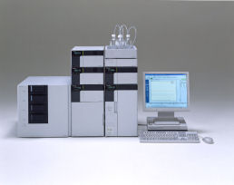 Жидкостный хроматограф