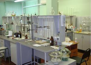 Услуги аналитической лаборатории