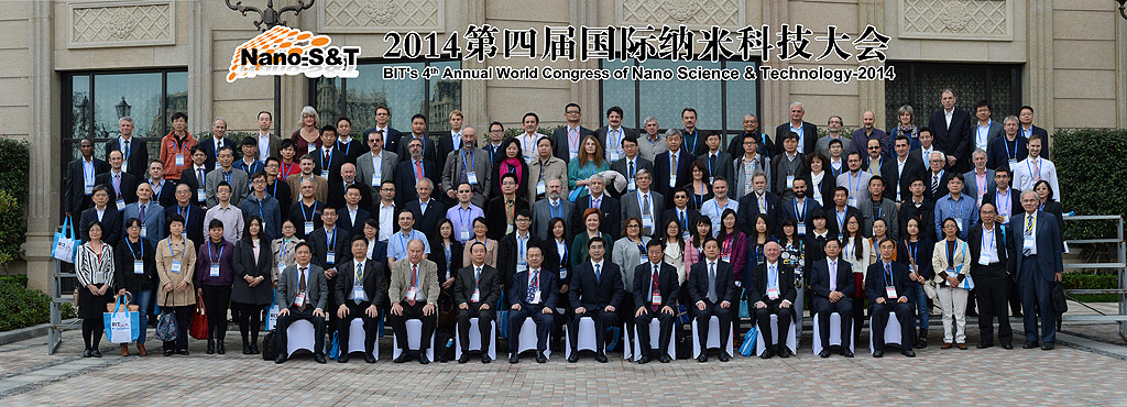 4th Annual World Congress of Nano Science&Techonology-2014