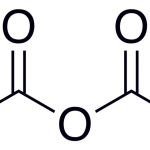 Уксусный ангидрид - молекулярная формула