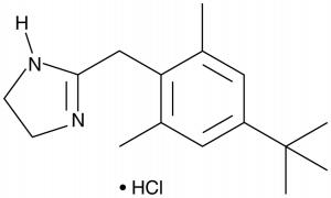 Ксилометазолин / Xylometazoline HCL (CAS: 1218-35-5)