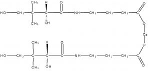Кальциевая соль гопантеновой кислоты (CAS: 1990-07-4)