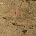 Уничтожение-неразорвавшейся-минометной-мины-при-помощи-изделия-Разрушитель-Р-40